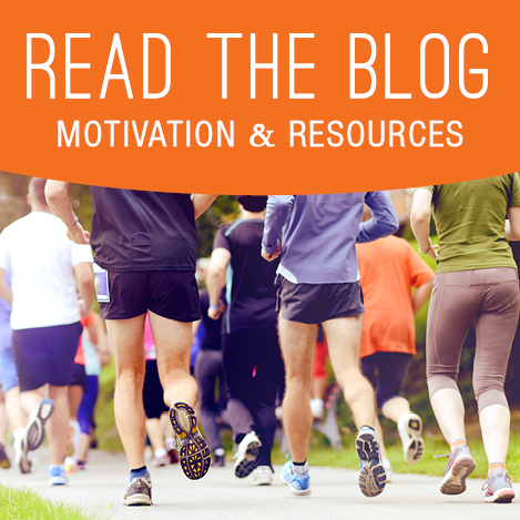 Read the blog for motivation and resources